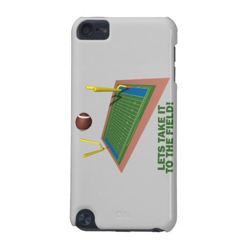 Take It To The Field iPod Touch (5th Generation) Cases