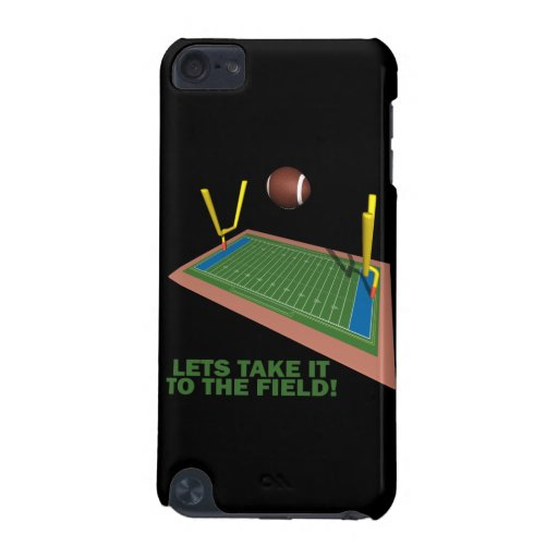 Take It To The Field iPod Touch (5th Generation) Cover