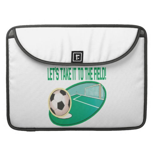 Take It To The Field Sleeves For MacBooks