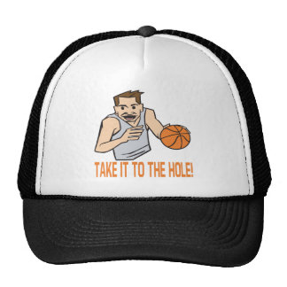 Take It To The Hole Trucker Hat