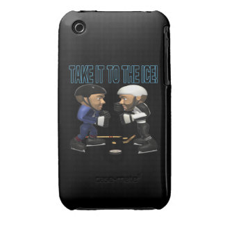 Take It To The Ice iPhone 3 Case-Mate Cases