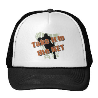 Take it to the Net Mesh Hats