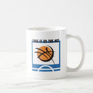 take it to the net coffee mug