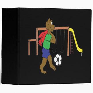Take It To The Playground 3 Ring Binder