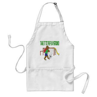 Take It To The Playground Adult Apron