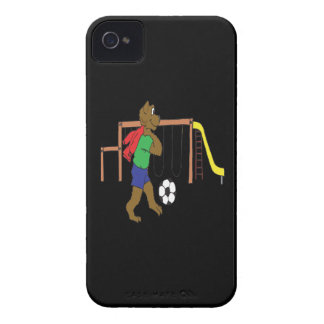 Take It To The Playground iPhone 4 Case