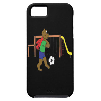Take It To The Playground iPhone 5 Cover