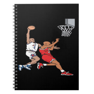 Take It To The Rim Notebook