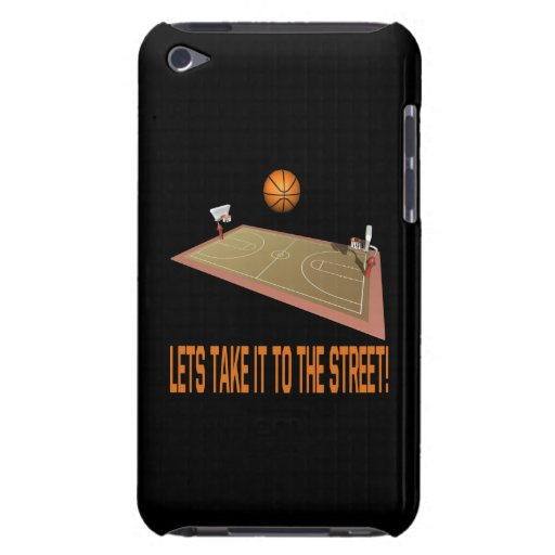Take It To The Street iPod Case-Mate Case