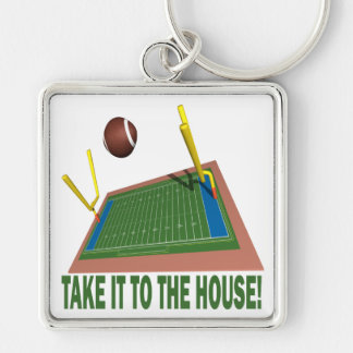 Take It ToThe House Keychain