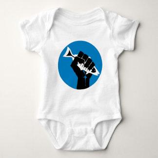 Take LA By Storm! Baby Bodysuit