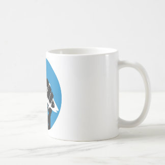 Take LA By Storm! Classic White Coffee Mug