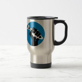 Take LA By Storm! 15 Oz Stainless Steel Travel Mug
