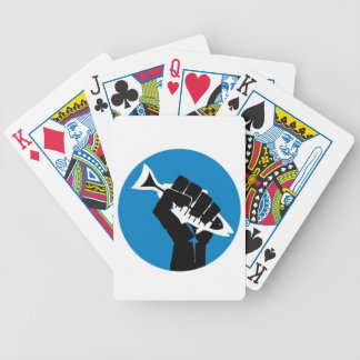 Take LA By Storm! Bicycle Playing Cards
