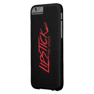 Take Lipstick Tv with you anywhere Barely There iPhone 6 Case