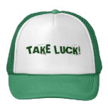 TAKE LUCK! MESH HATS