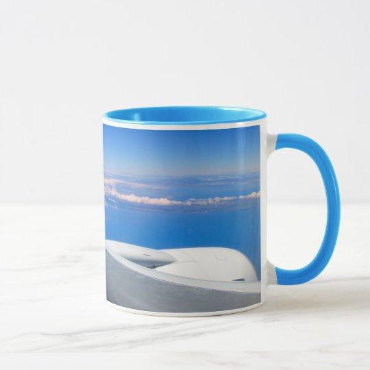 Take me away from here! mug