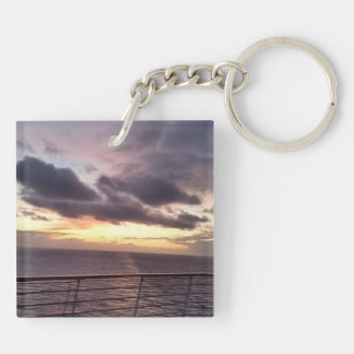 Take Me Away Keychain