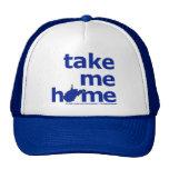 Take Me Home West Virginia Trucker Hat