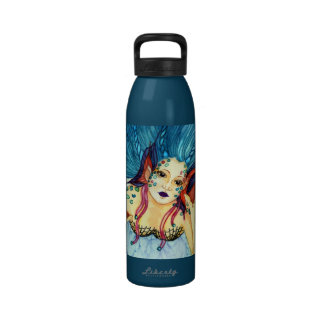 take me out mermaid water bottle