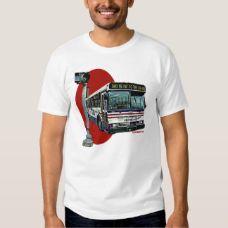 Take Me Out On The Bus Tee Shirt