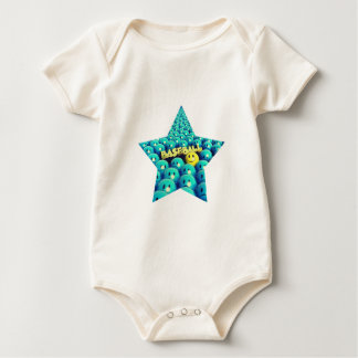 Take Me Out To The Ball Game Baby Bodysuit