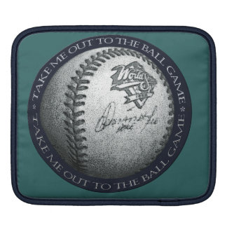 Take Me Out To The Ball Game i-Pad Sleeve Sleeve For iPads