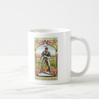 Take Me Out to the Ball Game Mug