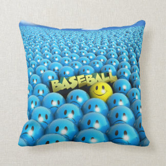Take Me Out To The Ball Game Pillow