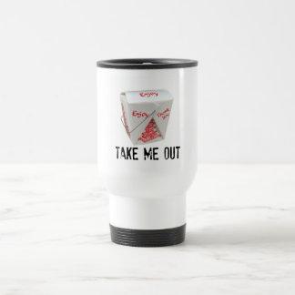 Take Me Out! Travel Mug