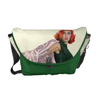 Take Me to Hollywood Messenger Bag
