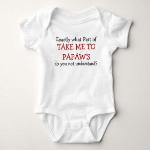 Take Me To Papaw s Baby Infant Bodysuit b8e54b621