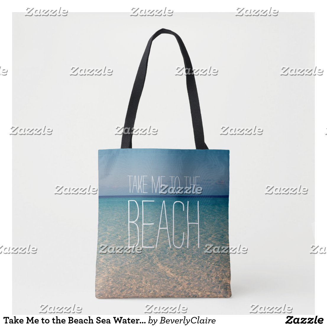 Take Me to the Beach Sea Water Blue Sky Ocean Sand