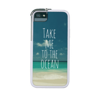 Take Me to the Ocean iPhone 5/5S Cover
