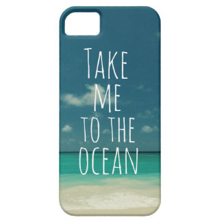 Take Me to the Ocean iPhone SE/5/5s Case