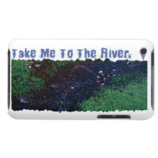 Take Me To The River iPod Touch Case-Mate Case