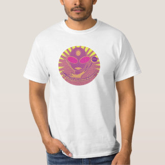 Take me to your Brew Master Yellow Purple Sun Rays T-Shirt