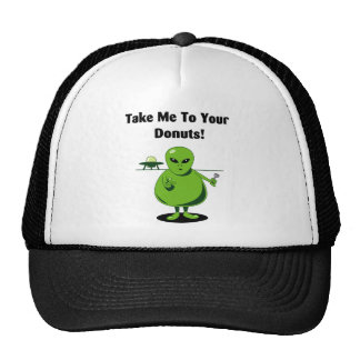 Take Me To Your Donuts hat