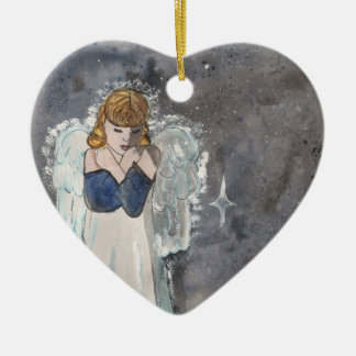 Take Me To Your Heart Angel Ornament