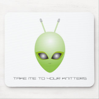 Take Me To Your Knitters Mousepad