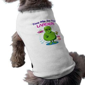 Take Me To Your Larder! Shirt
