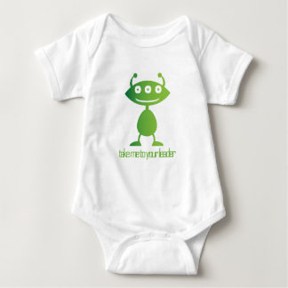 Take Me To Your Leader T-Shirt