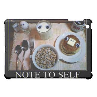 Take Meds! Humorous Reminder iPad case