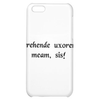 Take my wife please iPhone 5C cases
