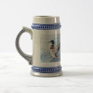 Take Off Duck Coffee Stein