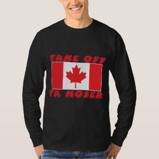 Take Off Ya Hoser Tee Shirt