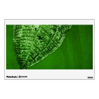 take out leaf wall sticker