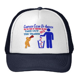 Take Out The Trash 2 Hats