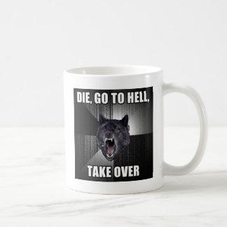 Take Over Hell Coffee Mug