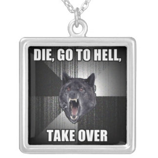 Take Over Hell Necklace